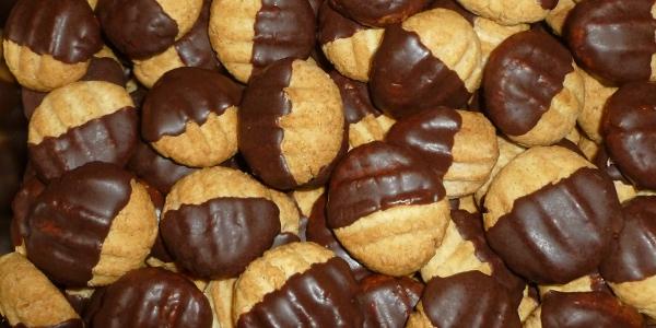 Petits gâteaux à la noix de coco (Schoco-Murbchen)