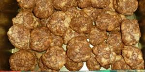 Cookies au Nutella et noisettes