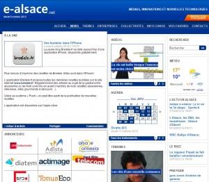 e-alsace bredele.fr iphone