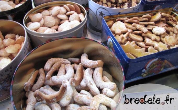 Biscuits de Noël / Bredele Alsace