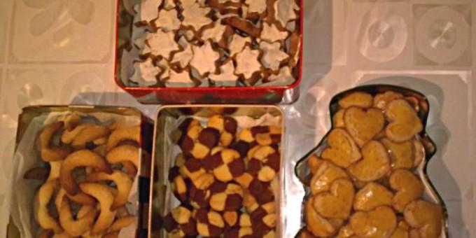 Recettes biscuits de Noël