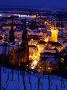 Noël Obernai Alsace
