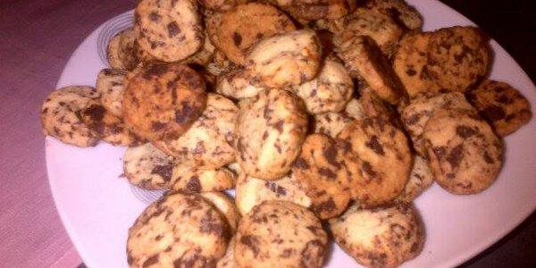 Petits gâteaux à l'orange et au chocolat