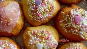 Biscuits Semoule Joséphine