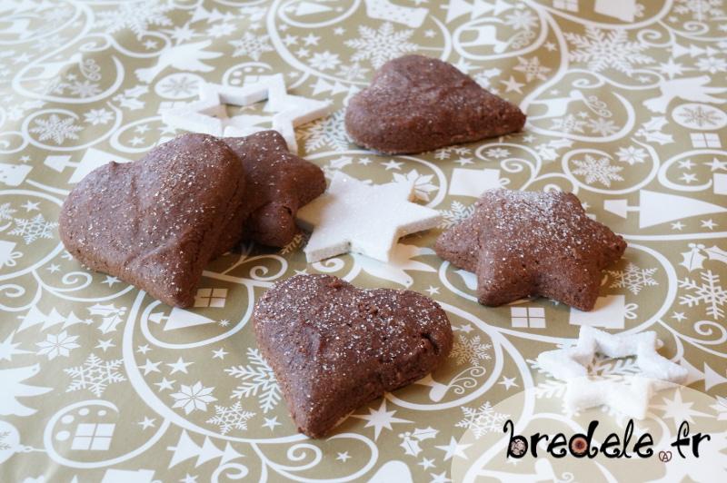 Brun de Bâle, biscuits de Noël