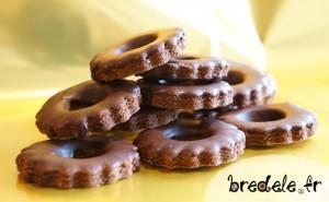 Anneaux Chocolat