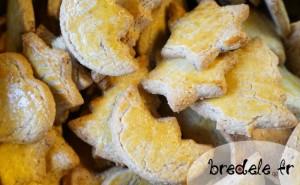 Sablés Souabes, biscuits Alsace