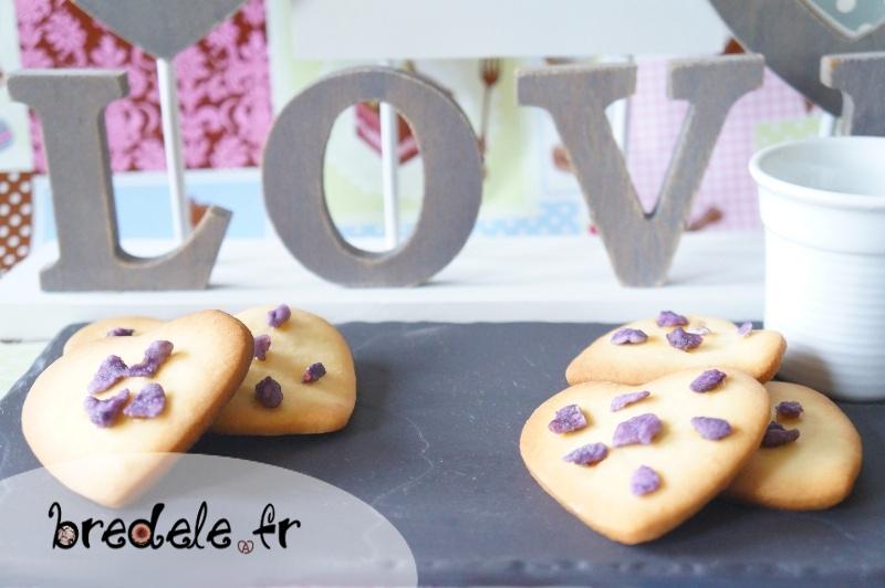 Biscuits à la Violette