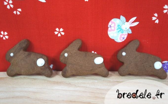 Biscuits de Pâques au cacao