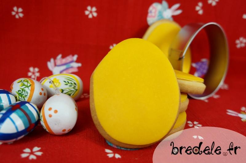Oeufs de Pâques à la Pistache