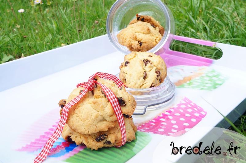 Cookies raisin sec