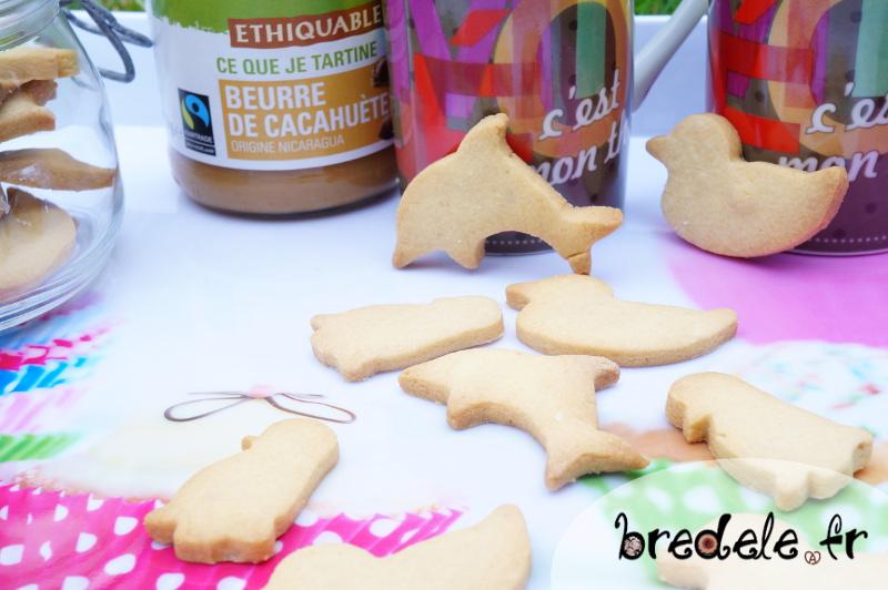 biscuits au beurre d'arachide