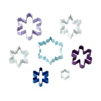 Emporte-pièces flocons de neige