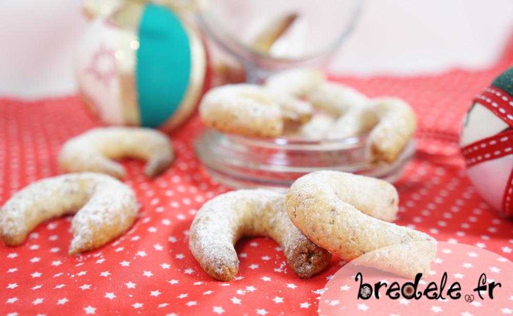 Croissants Vanille Noisettes