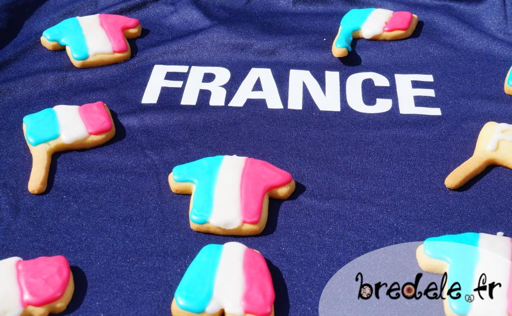 Sablés Euro Foot 2016