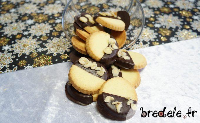 sables chocolat noisette