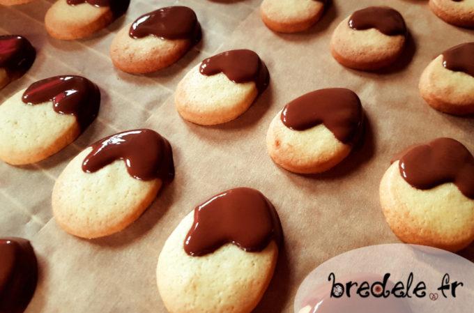Bredele Oeufs au Chocolat