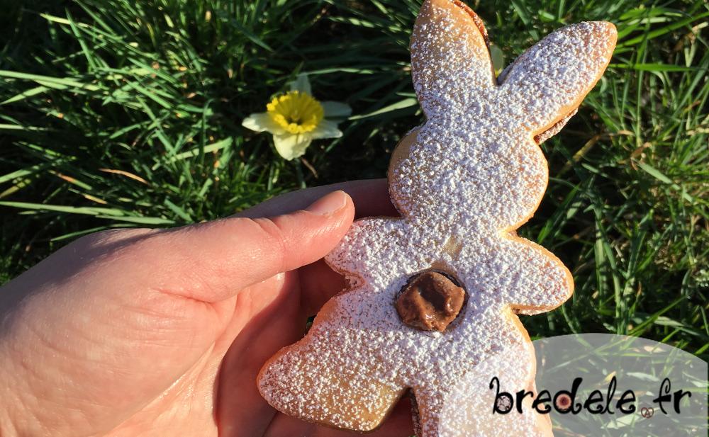 Sablés de Pâques - Pâte à tartiner maison
