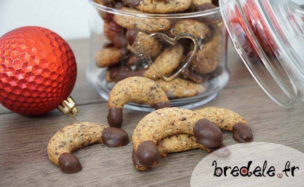 Recette Bredele Croissant Chocolat Noisette