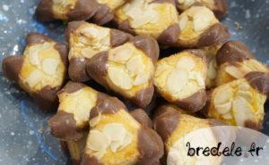 Bredele Amandes et Chocolat