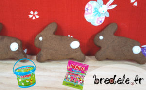 Bredele Pâques Bonbon