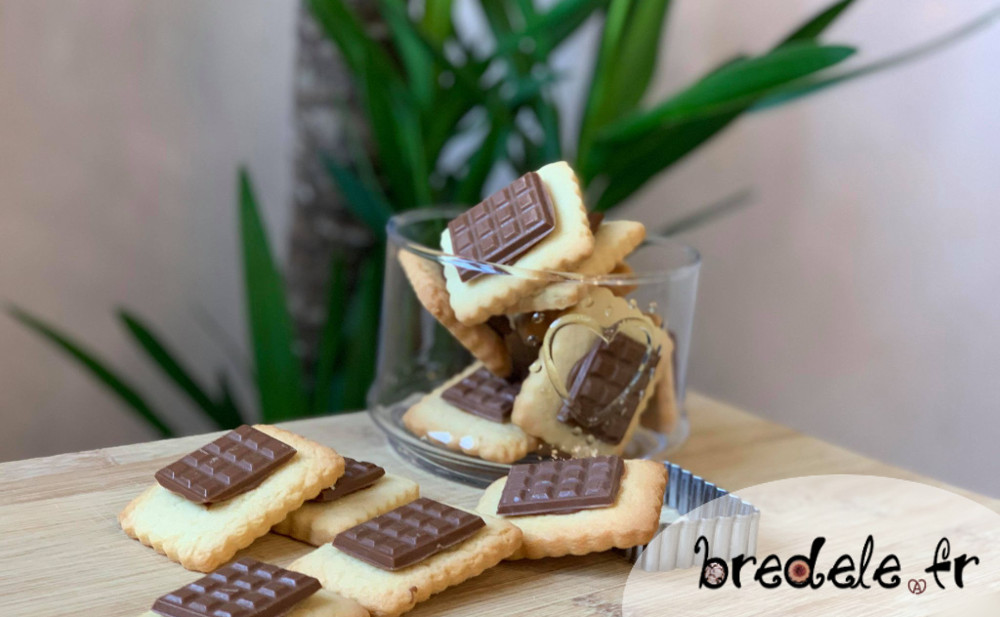 Biscuits Petits Ecoliers Maison
