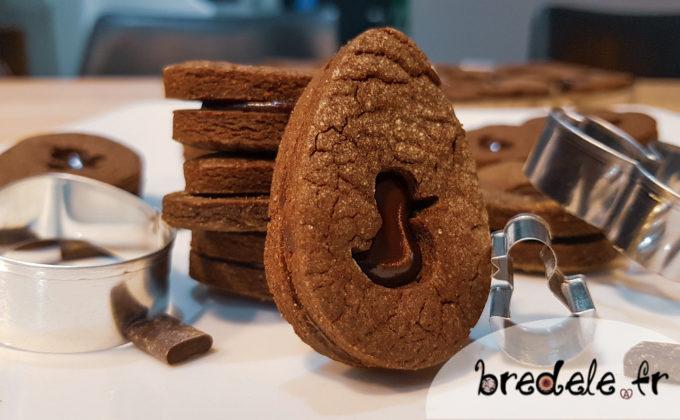 Bredele de Pâques tout chocolat