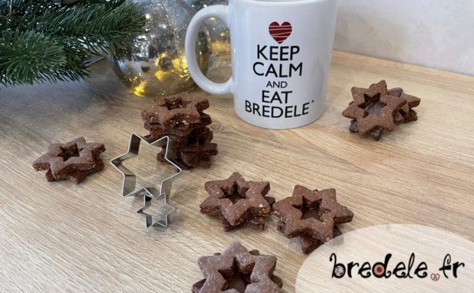 Bredele de Noël tout chocolat